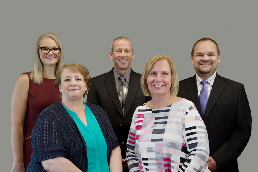 About Our Agency - Portrait Of Dolbow Insurance Office Staff
