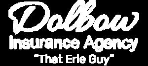 Dolbow Insurance - Logo 800 White